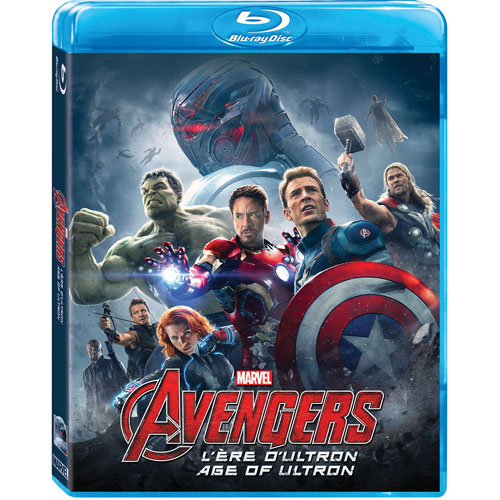 Avengers: Age of Ultron (French) (Blu-ray) (2015)