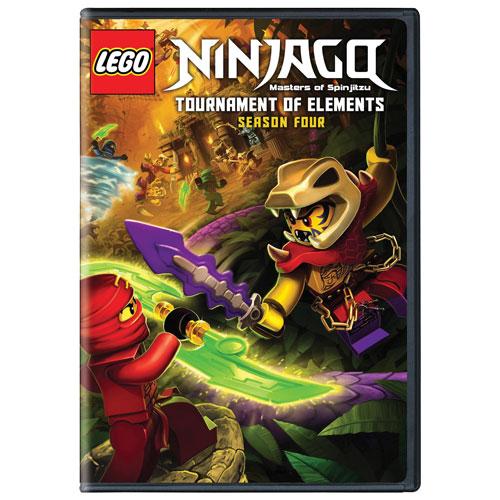 LEGO Ninjago: Masters of Spinjitzu Season 4