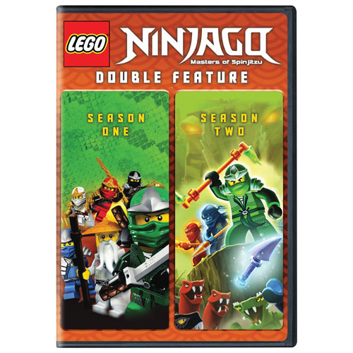 LEGO Ninjago: Masters Spinjitzu Season 1-2
