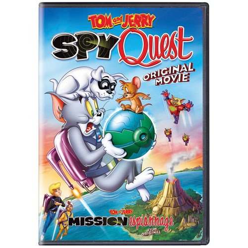Tom and Jerry: SpyQuest