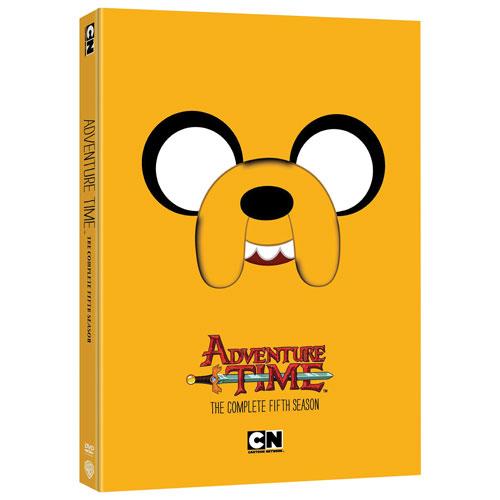 CN: Adventure Time - l'intégrale de la cinquième saison