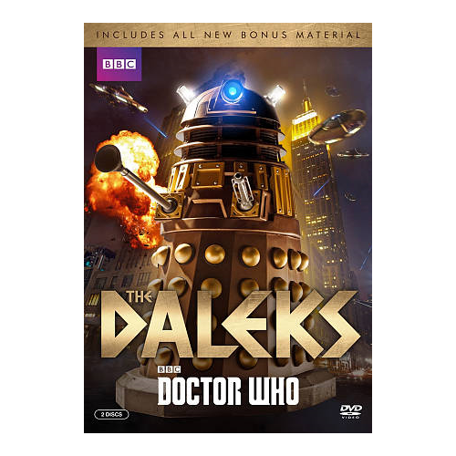 Doctor Who: The Daleks (2015)