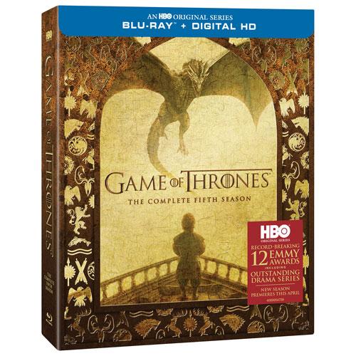 Game of Thrones: l'intégrale de la cinquième saison (Blu-ray)