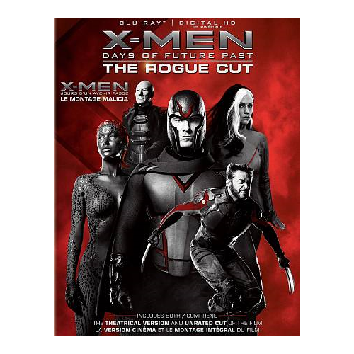 X-Men: Days of Future Past The Rogue Cut (2014)