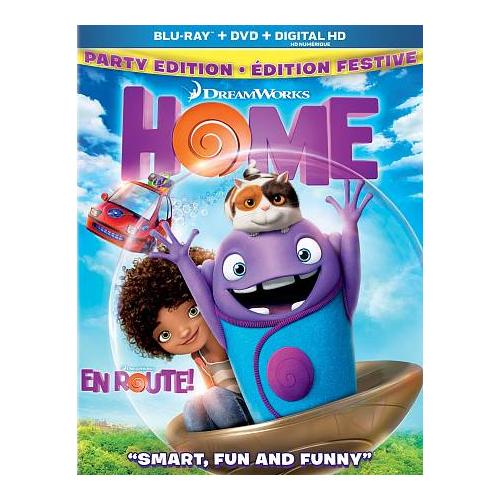 Home (Blu-ray) (2015)