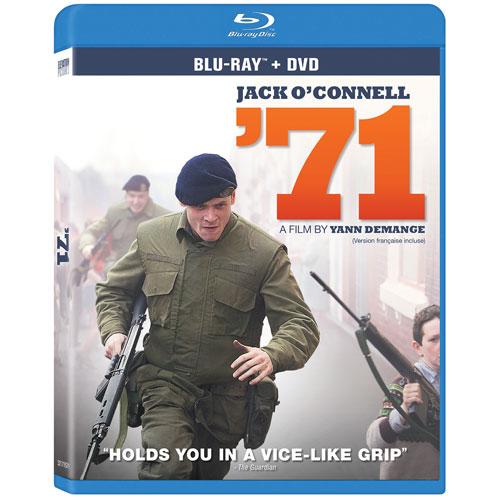 71 (combo Blu-ray)