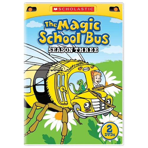 Magic School Bus: Saison 3 (2015)