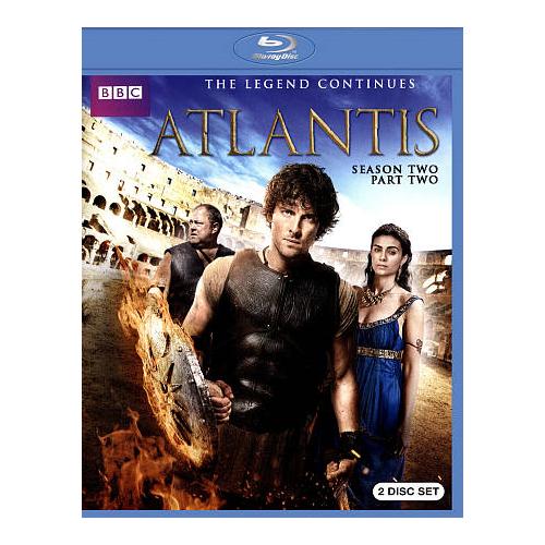 Atlantis: saison deux partie deux (Blu-ray)