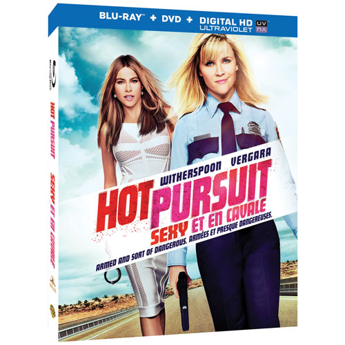 Hot Pursuit (2-Disques) (Blu-ray)