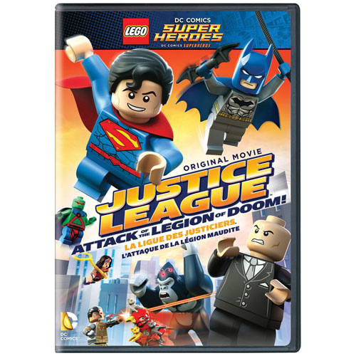 Lego DC: Justice League: Attack Legion Doom! (DC Universe)