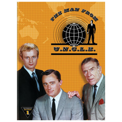 Man From U.N.C.L.E.: Complete First Season