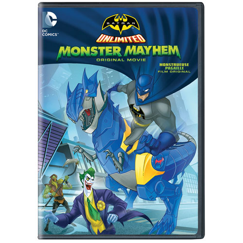 Batman Unlimited: Monster Mayhem (DC Universe)