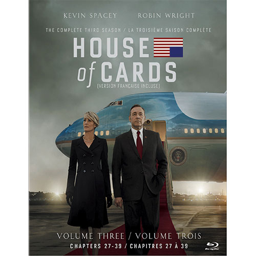 House Of Cards: The Complete Third Season (Blu-ray)