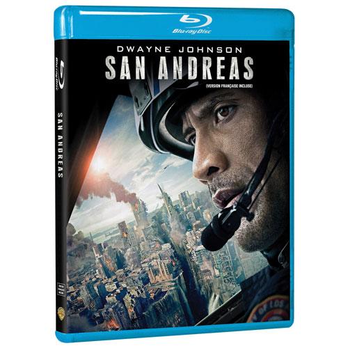 San Andreas (Blu-ray) (2015)