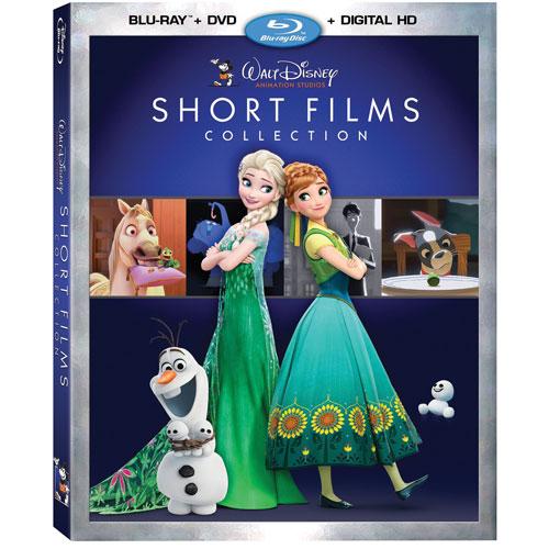 Walt Disney Short Collection (Anglais) (Combo Blu-ray)
