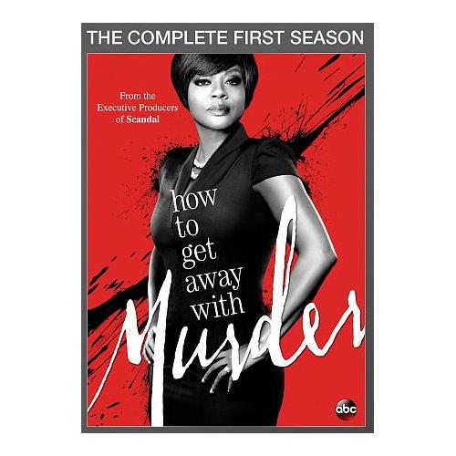 How to get Away with Murder: l'intégrale de la première saison (anglais)