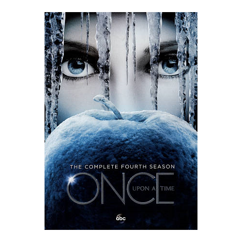 Once Upon a Time: Season 4 (English)
