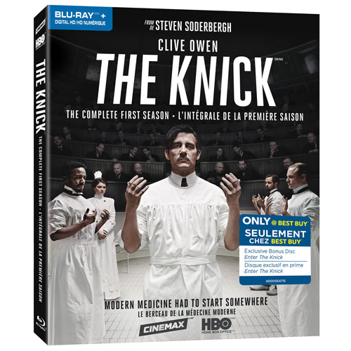 The Knick: The Complete First Season (Bonus Disc) (Only at Best Buy) (Blu-ray)