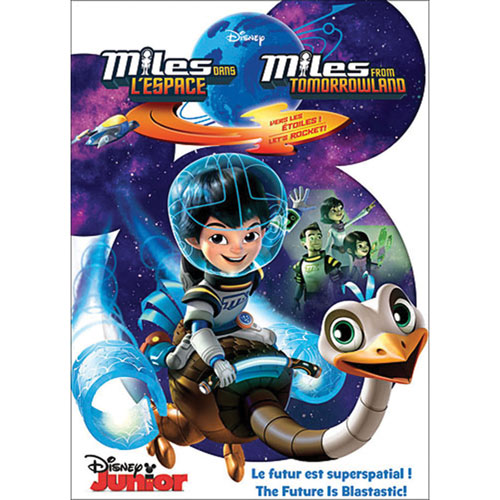 Miles From Tomorrowland: Let's Rocket! (Bilingual)