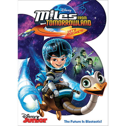 Miles From Tomorrowland: Let's Rocket! (English)