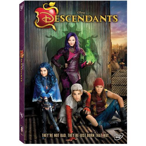 Descendants (English) (2015)