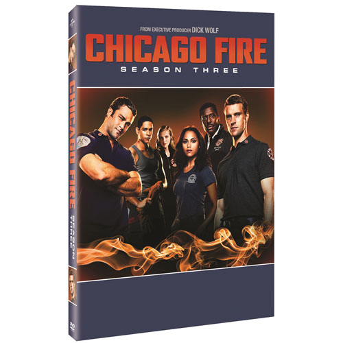 Chicago Fire: Saison 3
