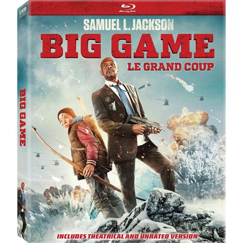 Big Game (Blu-ray) (2014)