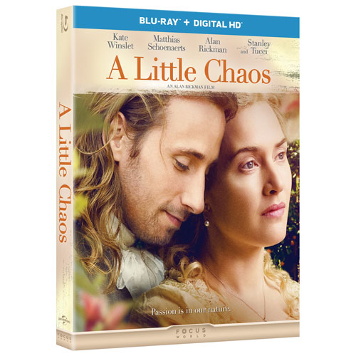 Little Chaos (Blu-ray) (2015)