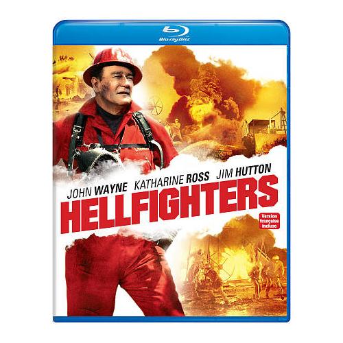 Hellfighters (Blu-ray)