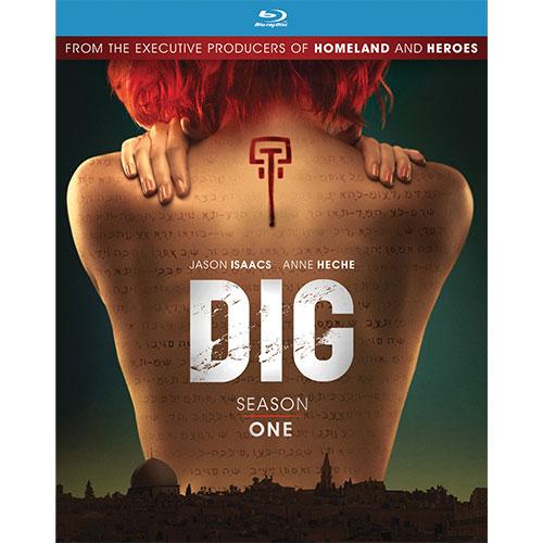 Dig: Saison 1 (Blu-ray)
