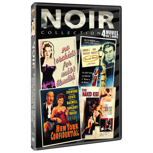 Noir Collection 4-Movies