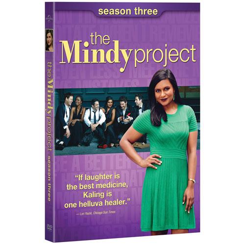 Mindy Project The: Season 3