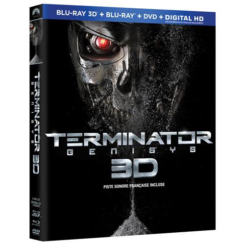 Terminator Genisys (3D Blu-ray Combo) (2015)