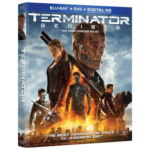 Terminator Genisys (Combo Blu-ray) (2015)