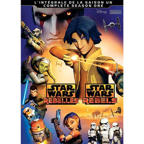 Star Wars Rebels: Season 1 (Bilingual)
