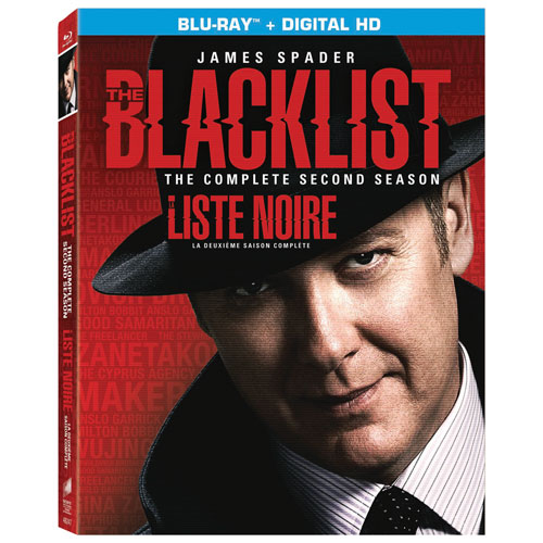 Blacklist The: Season 2 (Bilingual) (Blu-ray)