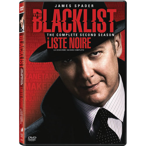 Blacklist The: saison 2 (Bilingue)