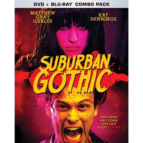 Suburban Gothic (Combo Blu-ray)