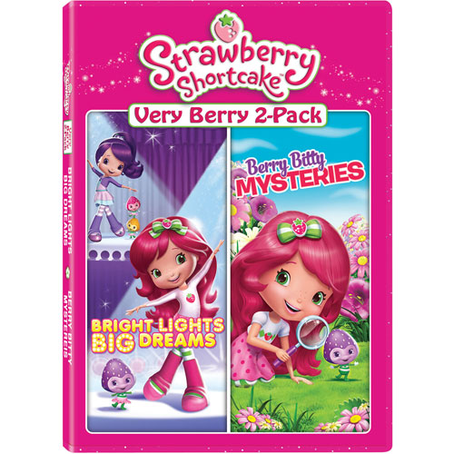Strawberry Shortcake Very Berry 2-Pack: Bright Lights Big Dreams/ Berry Bitty Mysteries