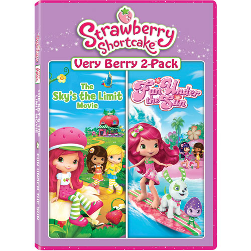 Strawberry Shortcake Very Berry 2-Pack: The Sky's the Limit/ Fun Under the Sun