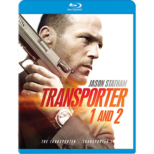 Transporter 1 and 2 (Blu-ray)