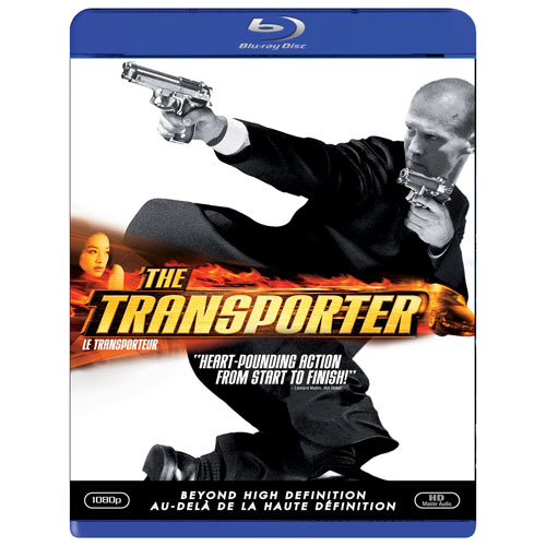 Transporter (Blu-ray) (2002)