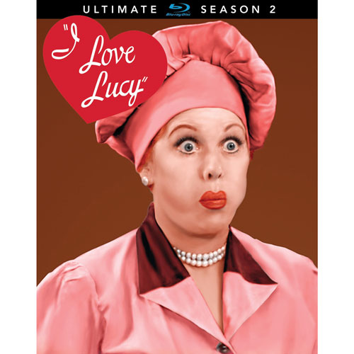 I Love Lucy: saison deux ultime (Blu-ray)