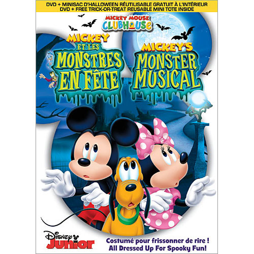 Mickey Mouse Clubhouse: Mickey's Monster Musical (Bilingual)