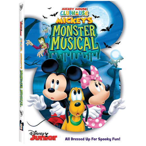 Mickey Mouse Clubhouse: Mickey's Monster Musical (English)