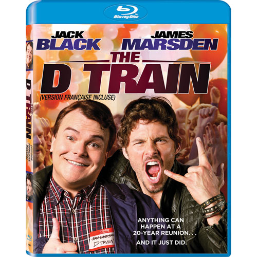 D Train The (Bilingual) (Blu-ray)