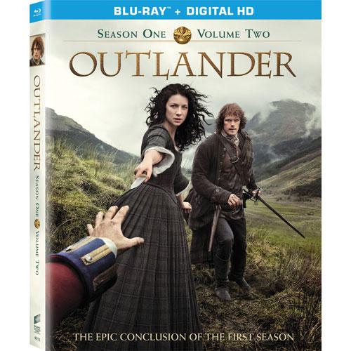 Outlander Season 1 Volume 2 (Blu-ray) (2015)