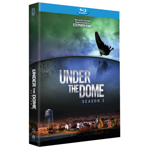 Under The Dome: Saison 3 (Blu-ray)
