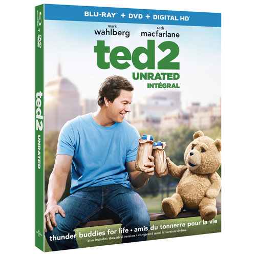 Ted 2 (combo Blu-ray) (2015)