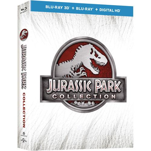 Jurassic World 1-4 (Blu-ray)